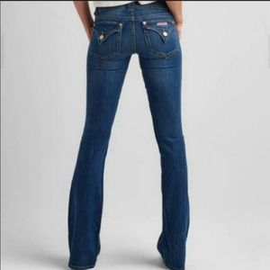 💖 Hudson Signature Boot Cut Jeans 27